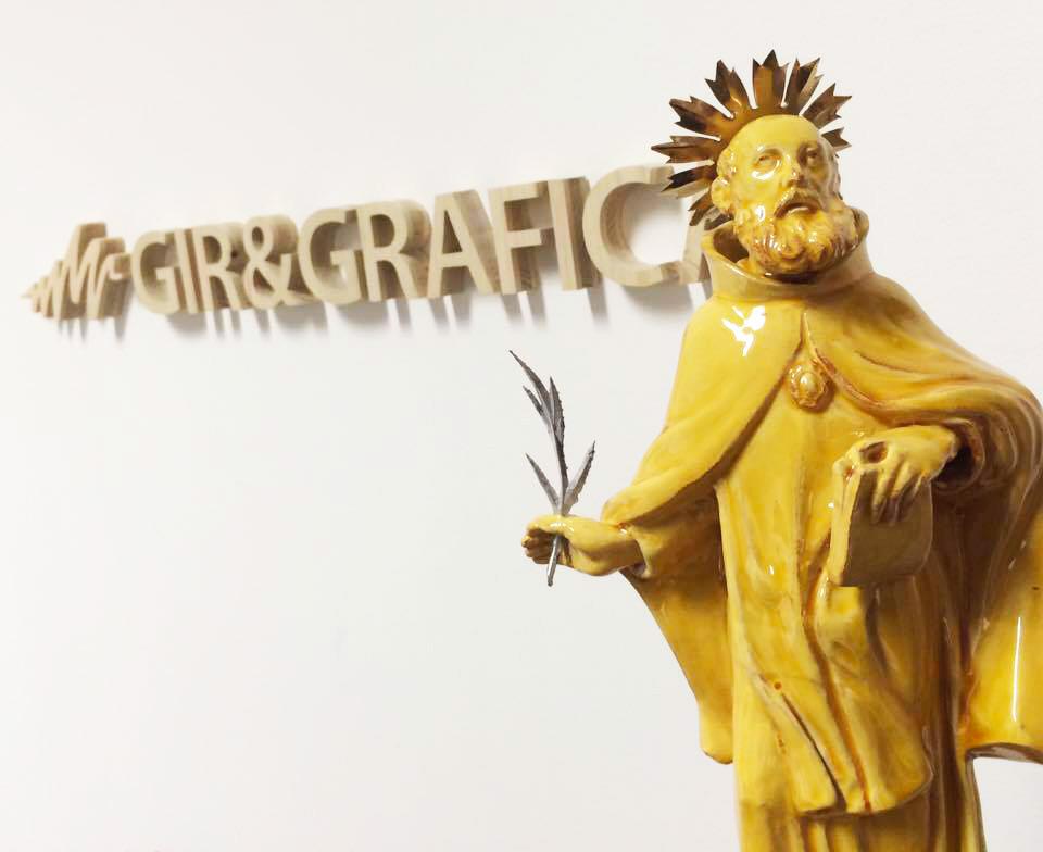San Ciro, ceramica